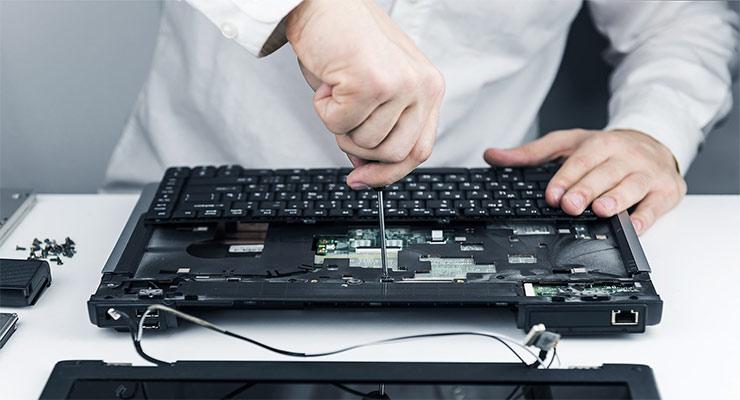 Laptop Repair & Services
